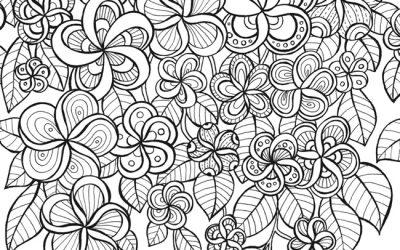 Free Foliage Coloring