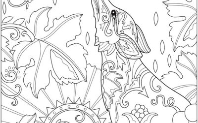 Free Outdoor Coloring Page