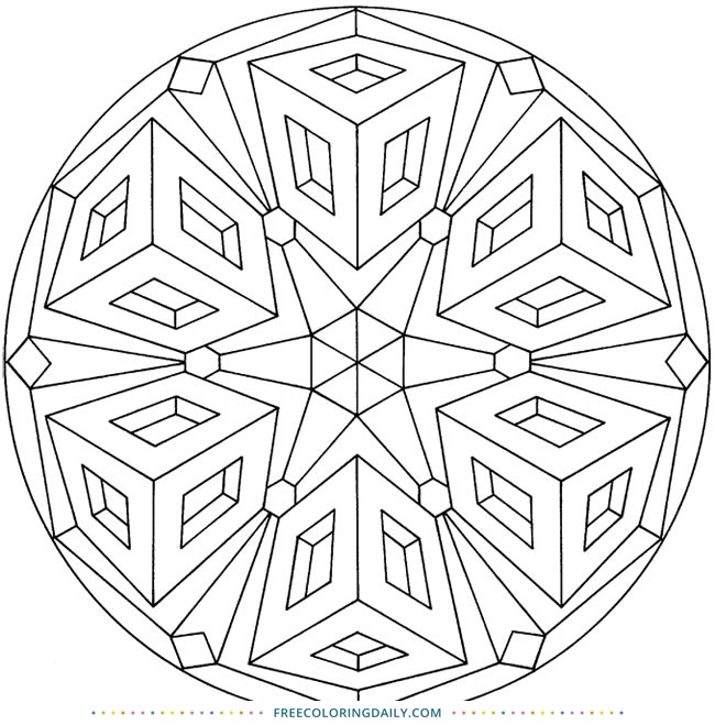 Free Pattern Design Coloring