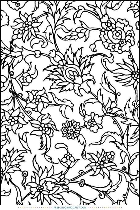 Free Wallpaper Coloring