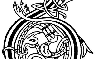 Free Celtic Coloring Page