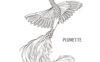 Free Plumette Coloring page