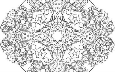 Fun & Free Pattern Coloring