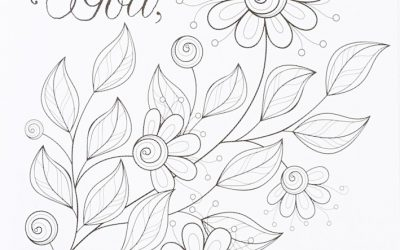 Free Religious Coloring