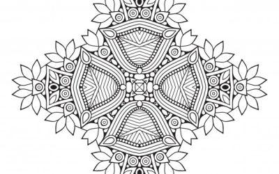 Free Pretty Pattern Coloring