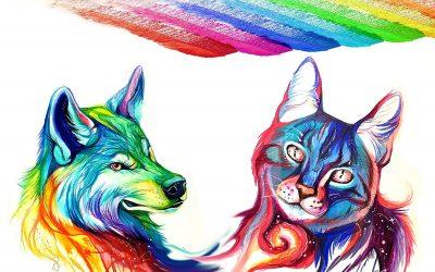 Coloring With Watercolor Pencils