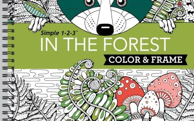 In the Forest  Coloring Book