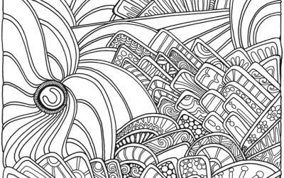 Free Pattern Design Coloring