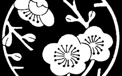 Free Floral Black Background Coloring