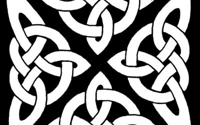 Free Celtic Knot Coloring