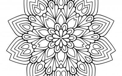 Free Mandala Coloring