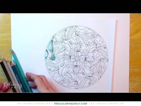 Ideas For Adult Coloring