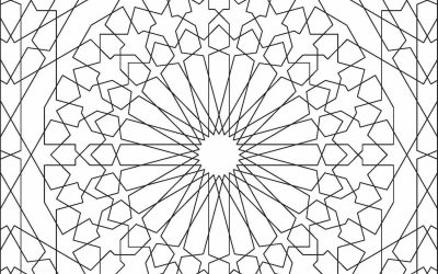 Free Relax Pattern Coloring