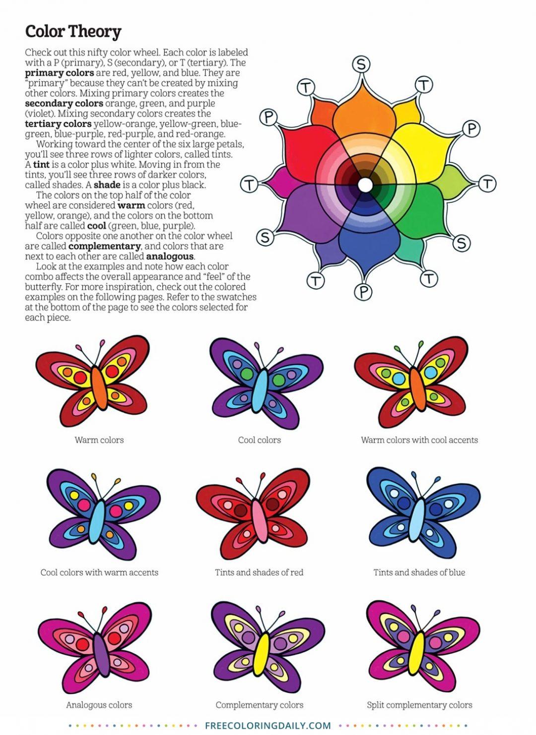 Fun & Funky Coloring Book