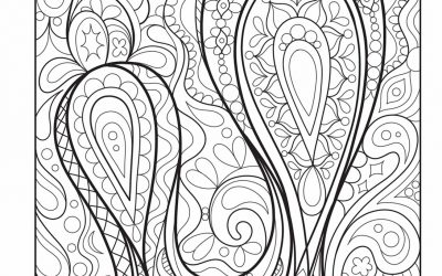 Free Fun Pattern Design Coloring